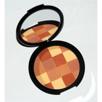 Jolie Mosaic Finishing Bronzing Powder - Matte Pressed Highlighter, Face Bronzer