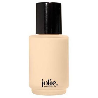 Jolie Matte Foundation - Oil Free, Flawless Matte Finish - Hypoallergenic - 1 fl. oz. (Cream Beige)