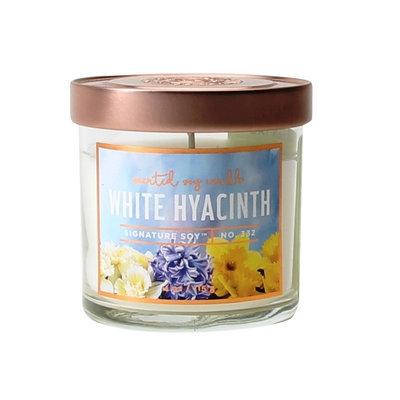 Signature Soy Jar Candle White Hyacinth - 4.0oz