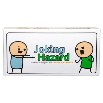 Joking Hazard Card Game, Card Games