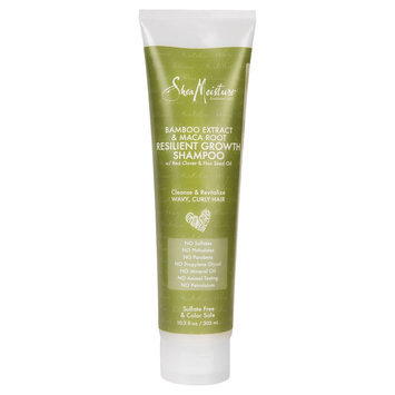 SheaMoisture Bamboo Extract & Maca Root Resilient Growth Shampoo