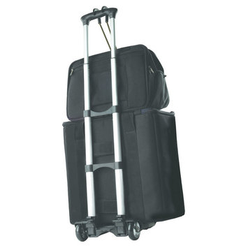 American Tourister Compact Luggage Cart, Black