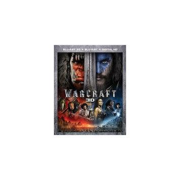 Warcraft [Includes Digital Copy] [UltraViolet] [3D] [Blu-ray/Dvd] [2 Discs]