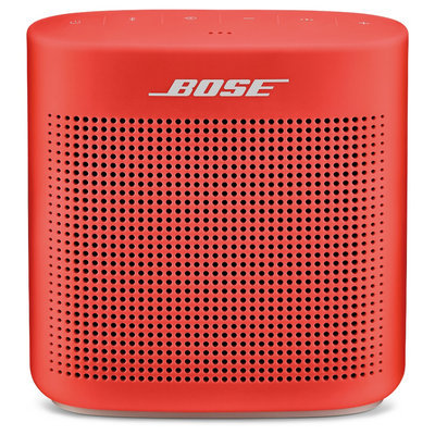 Bose Corp Bose® - Soundlink® Color Bluetooth Speaker Ii - Coral Red