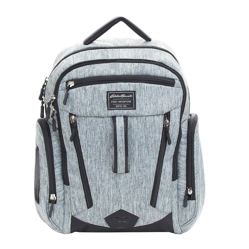 Eddie Bauer Fashion Heather Back Pack, Grey