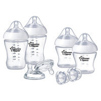 Tommee Tippee Ultra BPA Free Newborn Starter Set