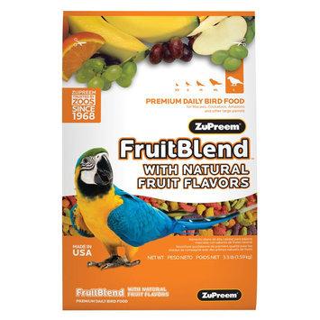 Zupreem Large Parrot FruitBlend Diet - 3.5 lbs