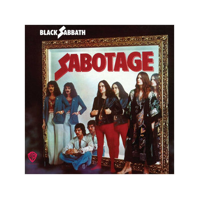 Black Sabbath - Sabotage (CD)