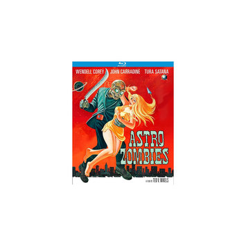 Kino International Astro-Zombies Blu-ray