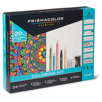 Prismacolor Complete Coloring Toolkit, Multi-Colored