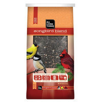 All Living Things® Songbird Blend Wild Bird Food size: 30 Lb