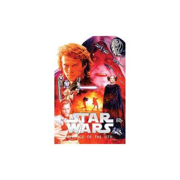 Star Wars Episode Iii Revenge of the Sith (Hardcover) (Christopher Cerasi)