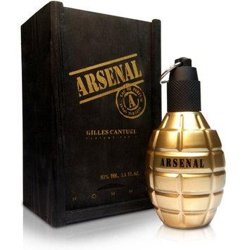 Gilles Cantuel Arsenal Gold Eau De Parfum Spray for Men