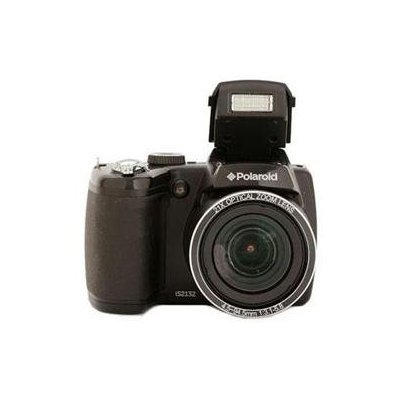 Polaroid IS2132 16MP 21x Zoom Bridge Camera - Black.