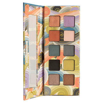 Pacifica Beachy Punk Mineral Eye Shadow Palette .2oz, Beach Goth
