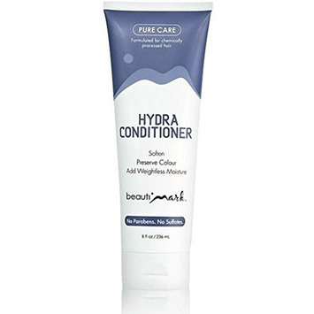 Hydra Conditioner By BeautiMark - Formulated for Processed Human Hair Wigs Extensions Hairpieces