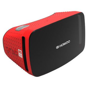 Grab Virtual Reality - Red