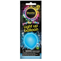 Light Up Blue Balloon, Balloon