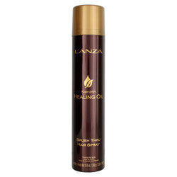 L'anza Lanza Keratin Healing Oil Brush Thru Hair Spray 10.6 oz