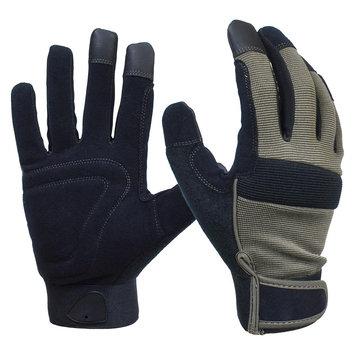 Men's Performance Garden Glove, Hot Coffee/Ebony - Threshold
