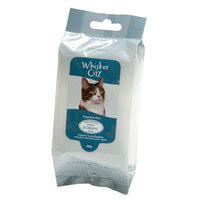 Whisker City® Hypoallergenic and Shed Control Cat Wipes size: 25 Count