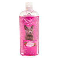 Whisker City® Ultra Moisturizing and Conditioning Cat Shampoo