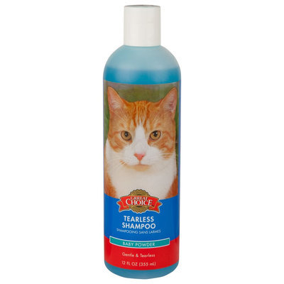 Grreat Choice® Tearless Cat Shampoo