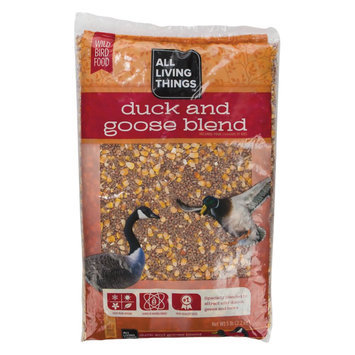 All Living Things® Duck and Goose Blend Wild Bird Food size: 5 Lb