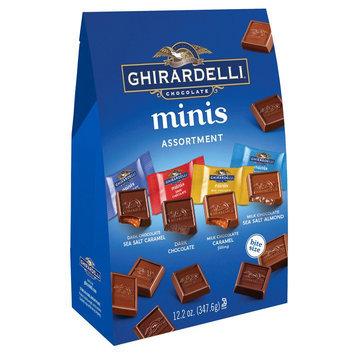 Ghirardelli XL Assorted Minis Sub 12.2oz.