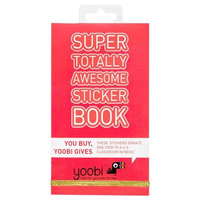 Yoobi Sticker Book, 600ct
