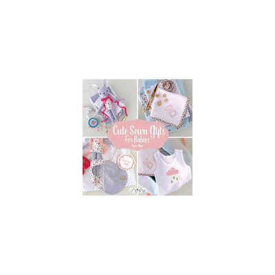 Made for Baby: Cute Sewn Gifts for Babies (Paperback) (Ayda Algin)
