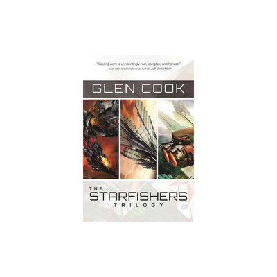 Starfishers Trilogy (Paperback) (Glen Cook)