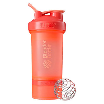 Blenderbottle Portable Drinkware Blender Bottle Coral (Pink)