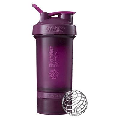 Blenderbottle Blender Bottle ProStak 22 oz. Shaker with Loop Top - Plum