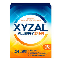 Xyzal Allergy Relief 10 Count