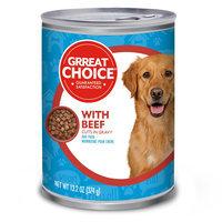 Grreat Choice® Cuts in Gravy Adult Dog Food size: 13.2 Oz
