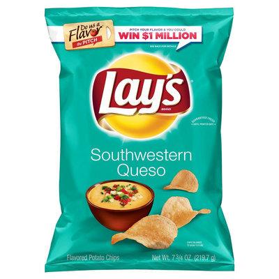 Lay's Plain Potato Chips 7.75 oz