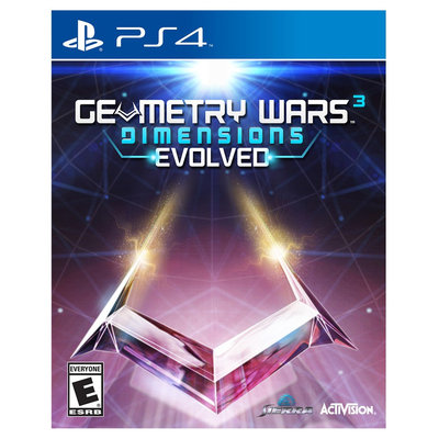 Activision Geometry Wars 3: Dimensions Evolved (PlayStation 4)
