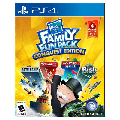 Ubisoft Hasbro Family Fun Pack Conquest Edition Playstation 4 [PS4]