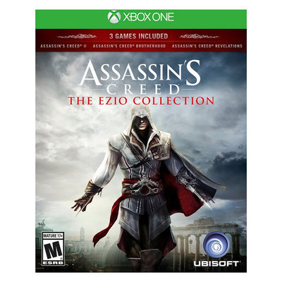 Ubi Soft Assassin's Creed® The Ezio Collection - Xbox One