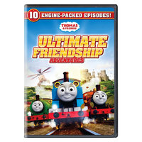 Mca Thomas & Friends-Ultimate Friendship Adventures DVD