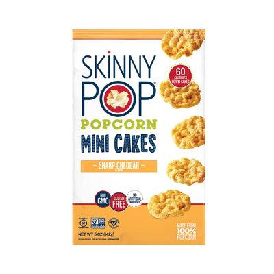 Mini Cakes Skinny Pop Cheddar