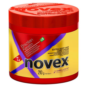 Novex Brazilian Keratin Deep Hair Mask 7.4 oz