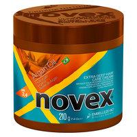 Novex Argan Oil Extra Deep Hair Care Cream Mask 7.4 oz