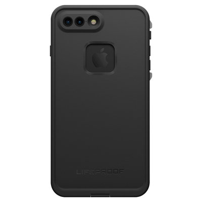 Lifeproof - Fre Protective Waterproof Case For Apple® Iphone® 7 Plus - Asphalt Black
