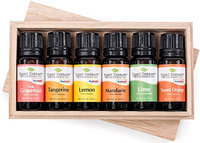 FRUITS- 6 Essential Oil Sampler Set. Includes 100% Pure