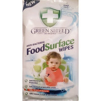 100 Extra Large Anti-Bacterial Food Surface Wipes /2 Packs 50