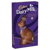Cadbury Solid Milk Chocolate Bunny