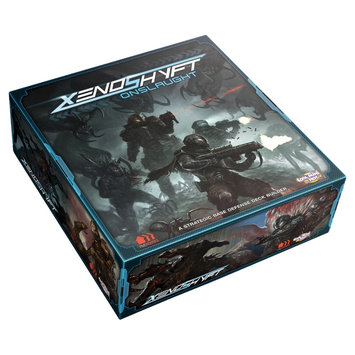 Coolminiornot XenoShyft Onslaught Game Board Game