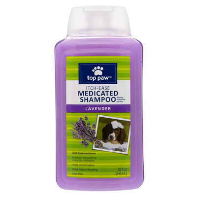 Top Paw® Itch Ease Medicated Dog Shampoo size: 32 Fl Oz